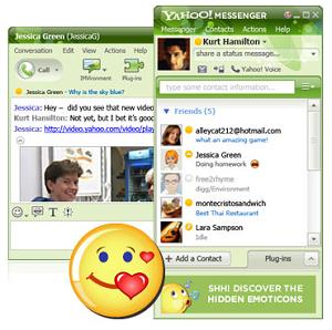Video Call Yahoo Messenger 10