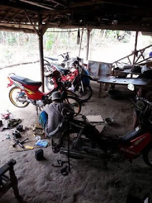 Bengkel Motor di Lampung