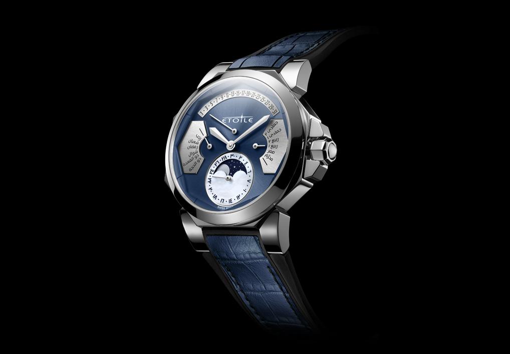 """ساعة """"Montres Etoile"""" الجديدة تزين معصم الرجل الأنيق"""
