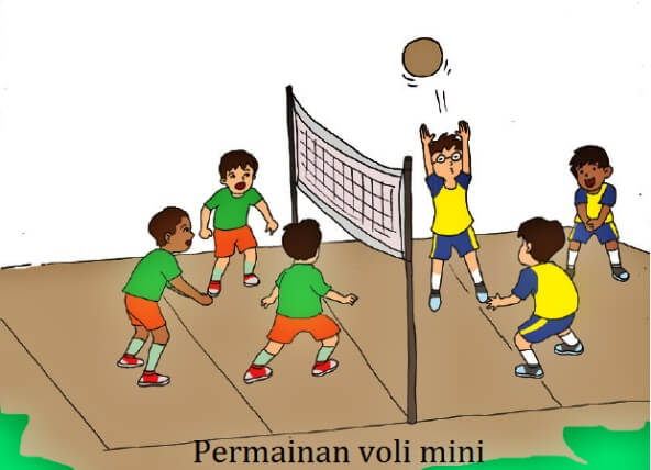 Jaskan Fungsi Tosser Atau Set Upper Dalam Permainan Bola vo