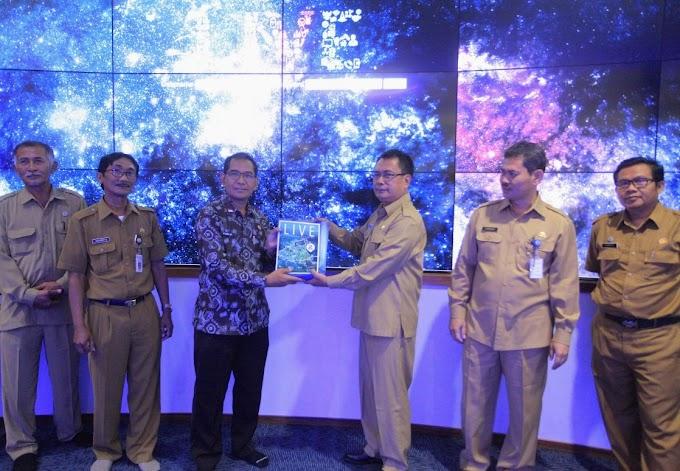 Kabupaten Ngawi Kunjungi Kota Tangerang