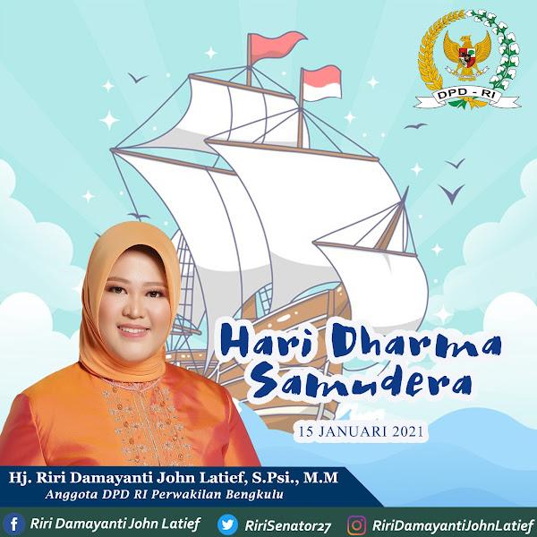 Senator Riri Dukung Rencana Pembangunan Pangkalan Udara TNI Angkatan Laut Bengkulu