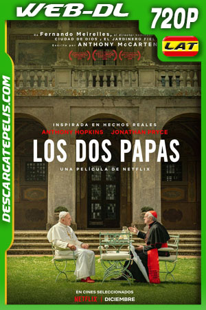 Los dos papas (2019) 720p WEB-DL Latino – Castellano – Ingles