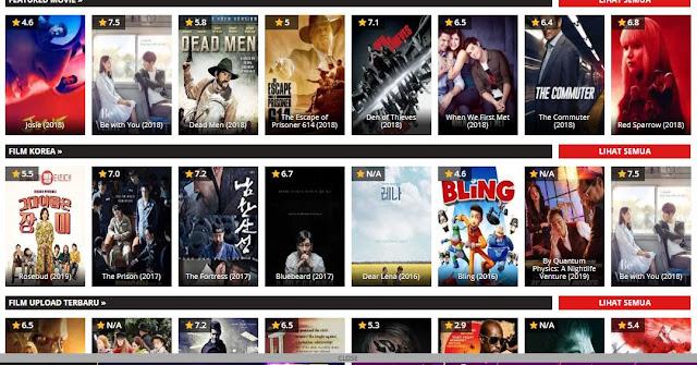 14 Situs Streaming Film Gratis Terbaru Dan Terupdate Pengganti INDOXXI 15