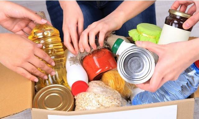 Το 1ο Δημοτικό Σχολείο Άργους συγκεντρώνει τρόφιμα