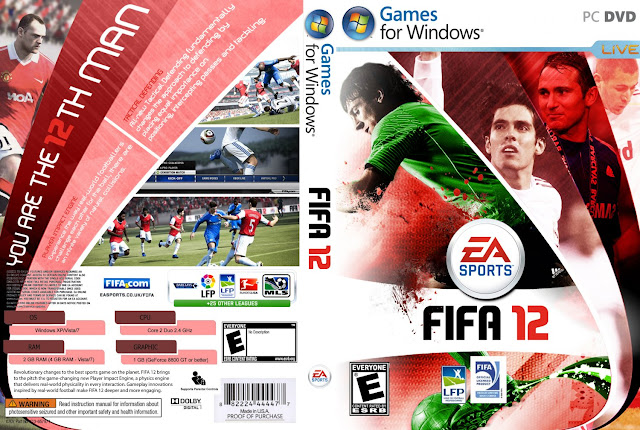 FIFA 12 PC Full Version Download