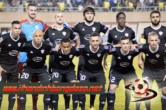 Atletico Madrid vs Qarabag www.nhandinhbongdaso.net