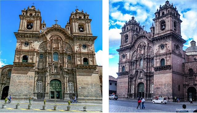 Cusco, Igreja dos Jesuítas (La Compañia)