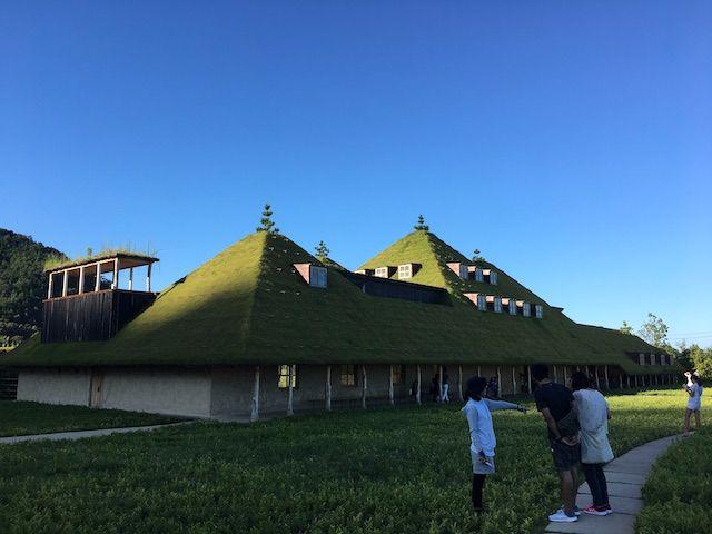 ラ コリーナ近江八幡のメインエントランス