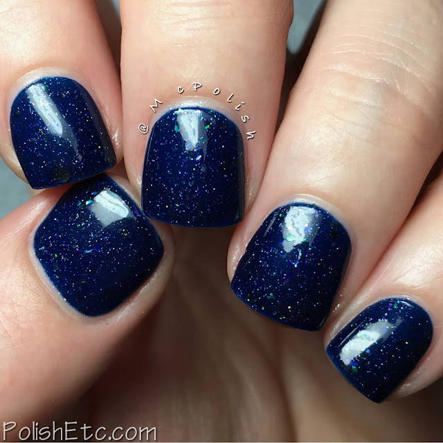 Ellagee - Three Years of Sparkle Collection - McPolish - A Little Bit of Monica