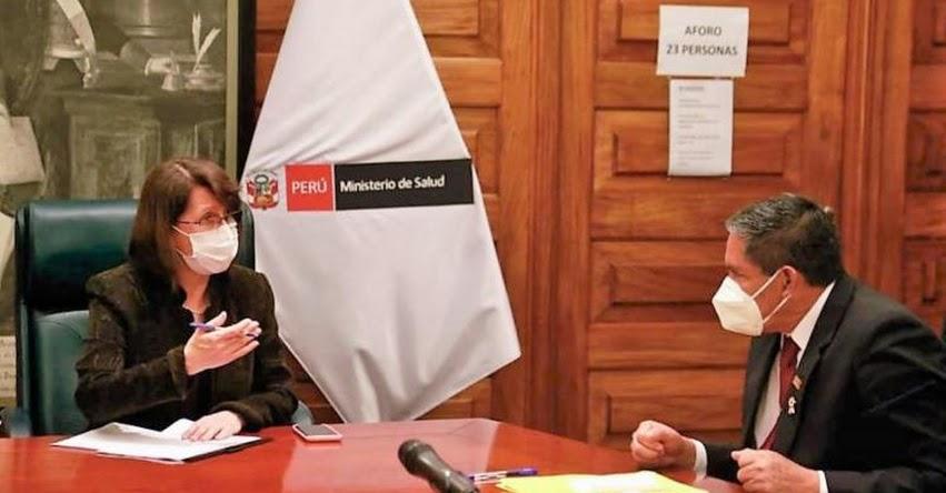 Colegios y estadios de Huánuco podrían albergar hospitales temporales para pacientes covid-19