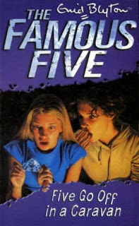 Download free ebook Famous Five 05 - Five Go Off In A Caravan By Enid Blyton pdf