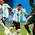 It Would Have Been Humiliating If Nigeria Eliminated Us From World Cup – Messi