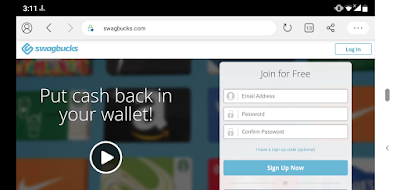 How to earn from swagbucks in hindi
