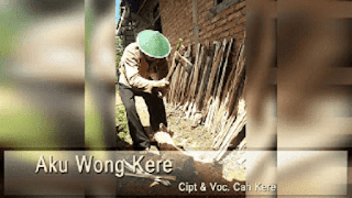 Lirik Lagu Aku Wong Kere - Sahid Indra