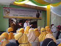 Sosialisasikan Perda KTR,  Rajudin Ingin Warga Memahami untuk Kebaikan Kota Medan