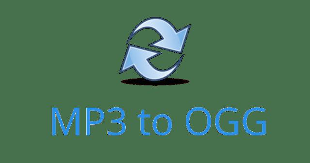 Cara convert format file MP3 ke OGG