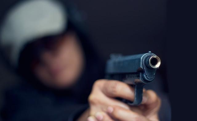 Anggota Brimob Penembak Kader Gerindra Bekas Ajudan Cagub Maluku