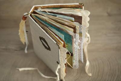 Podróżniczy junk journal