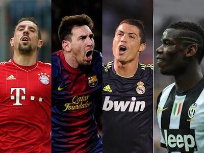 Champions League 2013: Definidos los cuartos de final