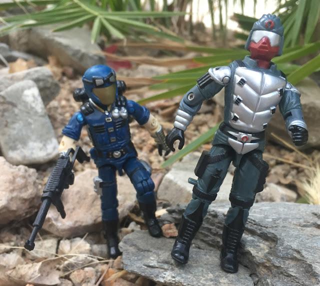 2003 Crimson Guard Immortal, 1998 Cobra Trooper, Viper