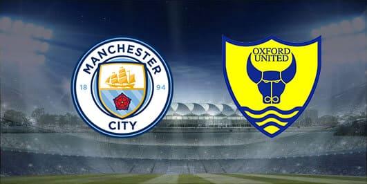 مباراة مانشستر سيتي واكسفورد يونايتد بتاريخ 18-12-2019 كأس الرابطة الإنجليزية