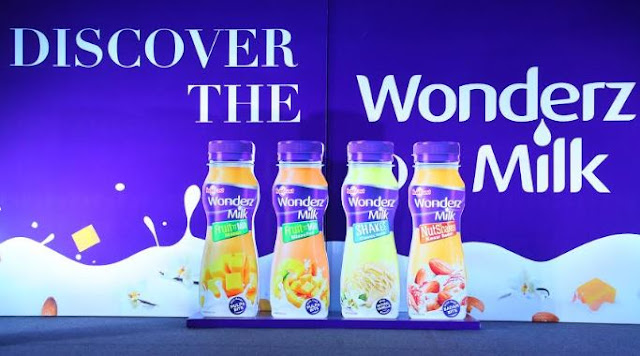 ITC launches 'Sunfeast Wonderz Milk' range of dairy beverages to make milk more exciting