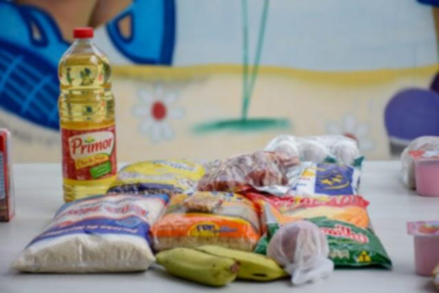 Prefeitura de Amparo informa como será realizada a entrega dos Kits Nutricionais para os Pais e Responsáveis dos alunos