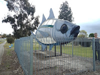 72 BIG Fish from the 2006 Commonwealth Games | BIG Eyed Scad