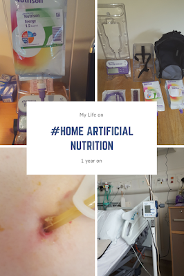 #Home artificial nutrition #HAN2018