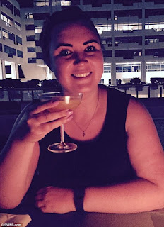 SIZE 22 CHOCOHOLIC WHO SCOFFED SIX BARS A DAY REVEALS HOW SHE LOST SEVEN STONE AFTER SEEING 'SHOCKING' PHOTOS OF HERSELF AS A BRIDESMAID AT HER FRIEND'S WEDDING