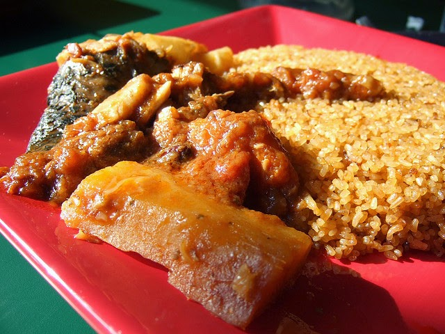 Cosa mangiare in Senegal