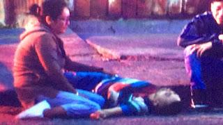 Asesinan a uno en la Ahuizotla, Naucalpan