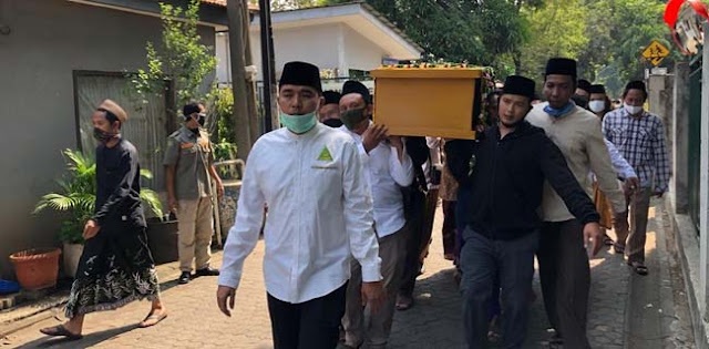 Adik Bungsu Gus Dur Wafat, DKN Garda Bangsa: Terima Kasih Gus Im
