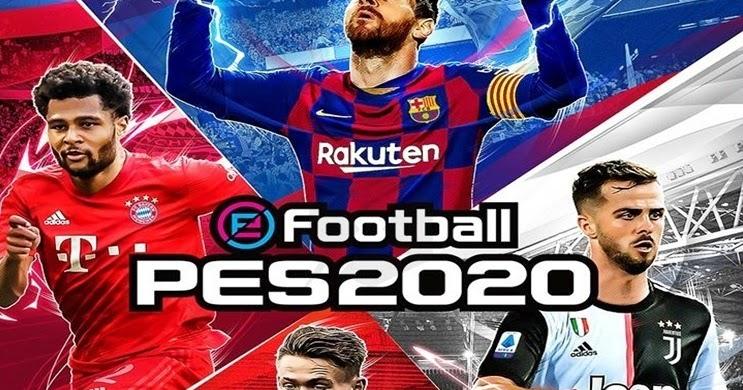 eFootball PES 2020 PS2 CRYMAX 2 0 English Version Season