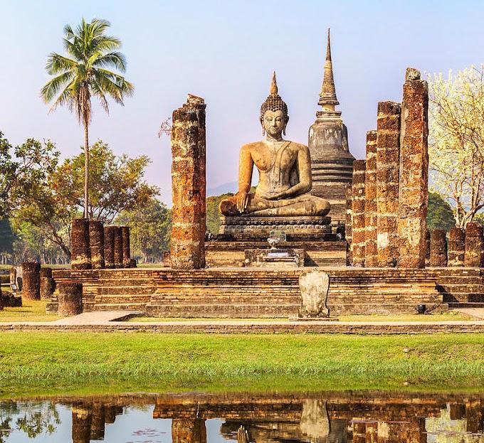 Thailand: Exploring the Historic Ruins of Sukhothai