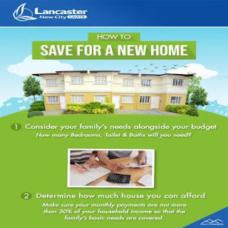 How to save for a new home