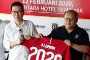 Alderon Resmi Sponsori BU Berlaga di Tahun 2020