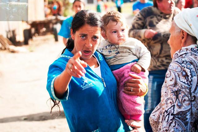 В Подмосковье женщина чудом спаслась из цыганского рабства