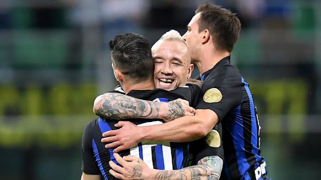 Loloskan Inter ke Liga Champions, Nainggolan Minta Naik Gaji?