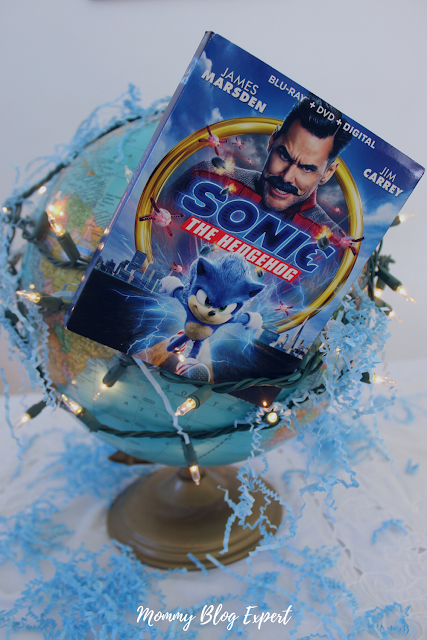 Sonic The Hedgehog Giveaway