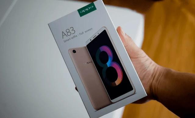 سعر و مواصفات Oppo A83 مميزات و عيوب اوبو