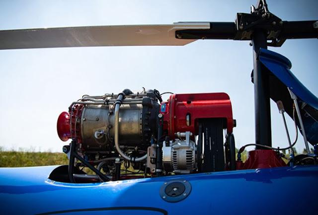 Fama Kiss 216 engine