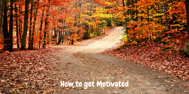 re-energise your motivation