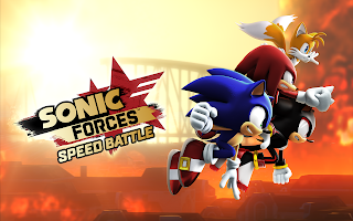 SEGA Sonic Forces: Speed Battle video game