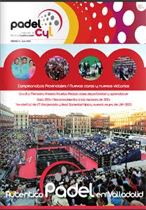 REVISTA PADEL CYL