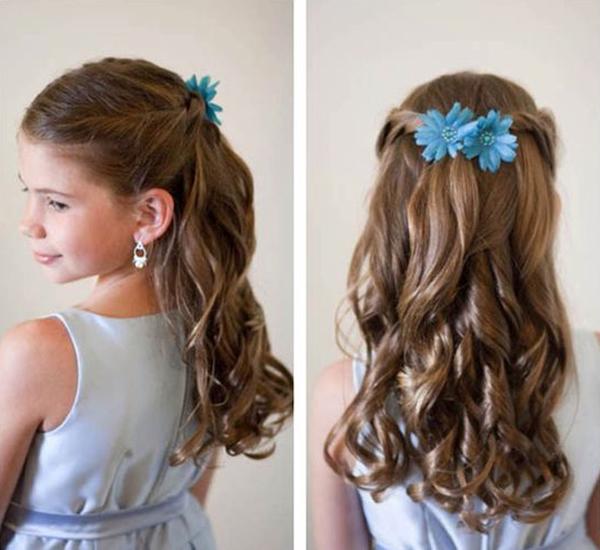 7 Peinados Especiales Para Fiestas Mas Chicos