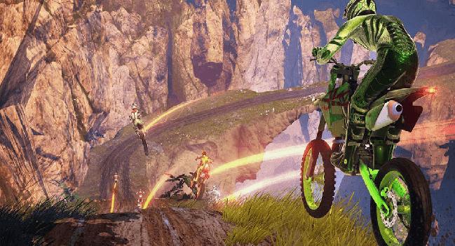 تحميل لعبة Moto Racer 4 مجانا برابط مباشر
