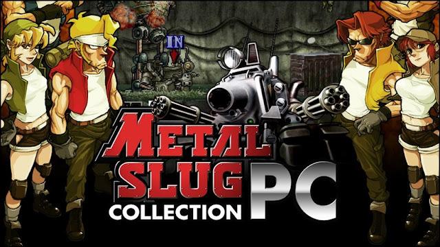 Descargar Metal Slug Collection PC Español