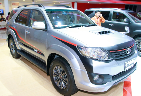 toyota new fortuner 2015 indonesia